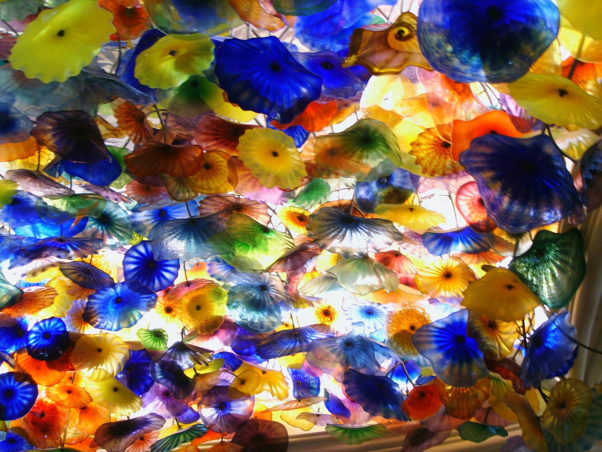 chihuly-glass-sculpture-106780_1920